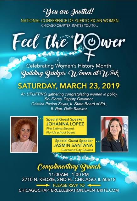 eventbrite chicago march 2019