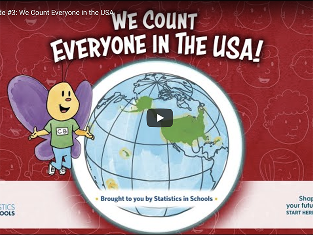 We Count Everyone in the USA