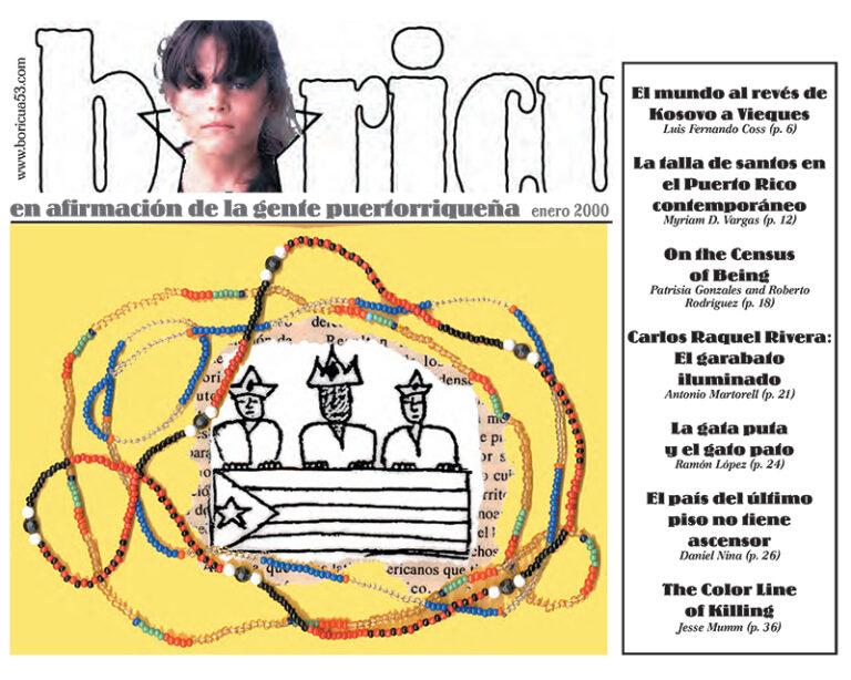boricua newspaper, enero 2000