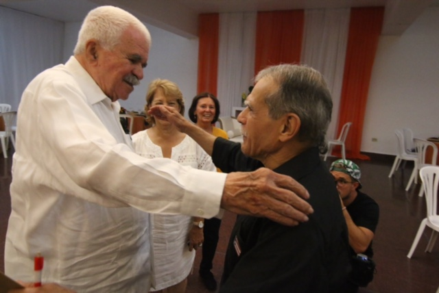 """Reflections by Oscar López Rivera  """"Special Moments I Spent Listening to our National Hero  Rafael Cancel Miranda"""""""