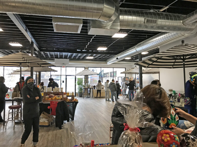 ¡WEPA! Mercado del Pueblo:  A Path to Community Business Development