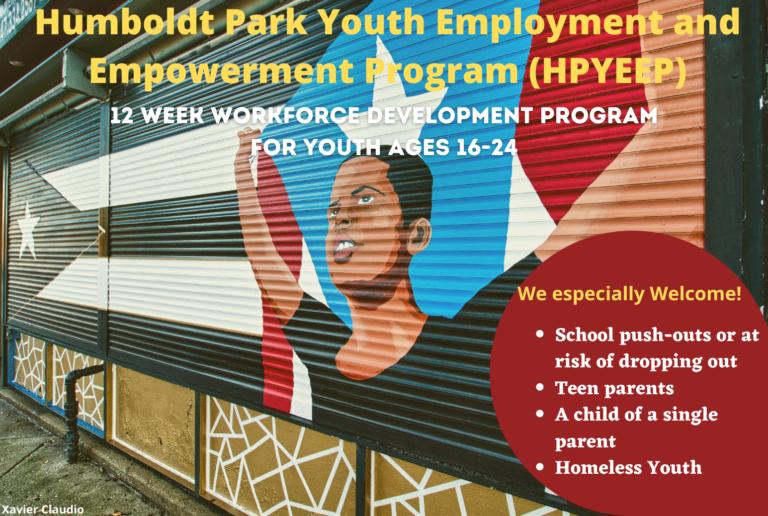 HPYEEP Ushers in  Youth Workforce Development Program