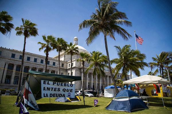 Puerto Rico at the Brink