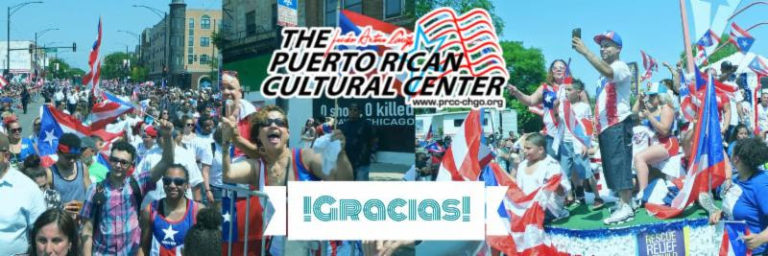 Largest Puerto Rican People's Parade in 40 Years